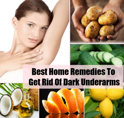 3 Natural Ingredients It Can Whiten Underarm Powerful