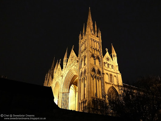 Night Time at the Cathedral