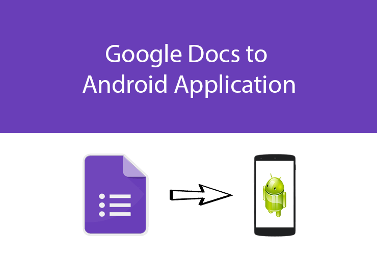 Google Form to Android Application - Android Mad