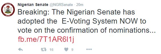 E voting system in nigeria