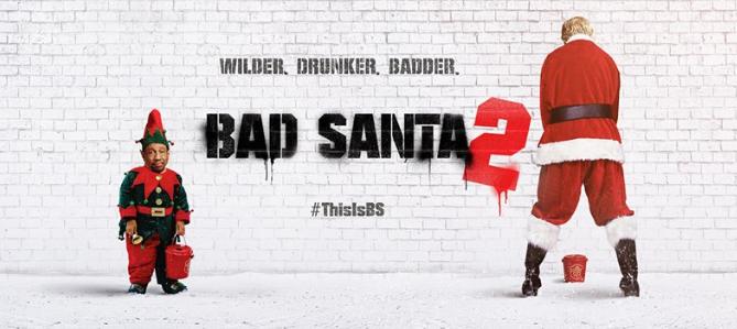 Sinopsis Film Bad Santa 2 (2016)