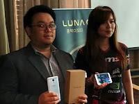 Jual Android Murah, Luna G Memberikan Spesifikasi RAM 4 GB, Bonus Anti Gores layar, Hadcase & Paket Telkomsel TAU