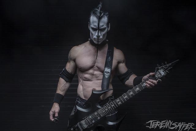 """""""Death Ward 13"""" tendrá al mítico guitarrista Doyle como villano"""