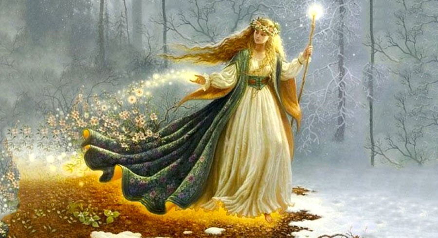 Cuál Diosa Celta te cuida según tu signo