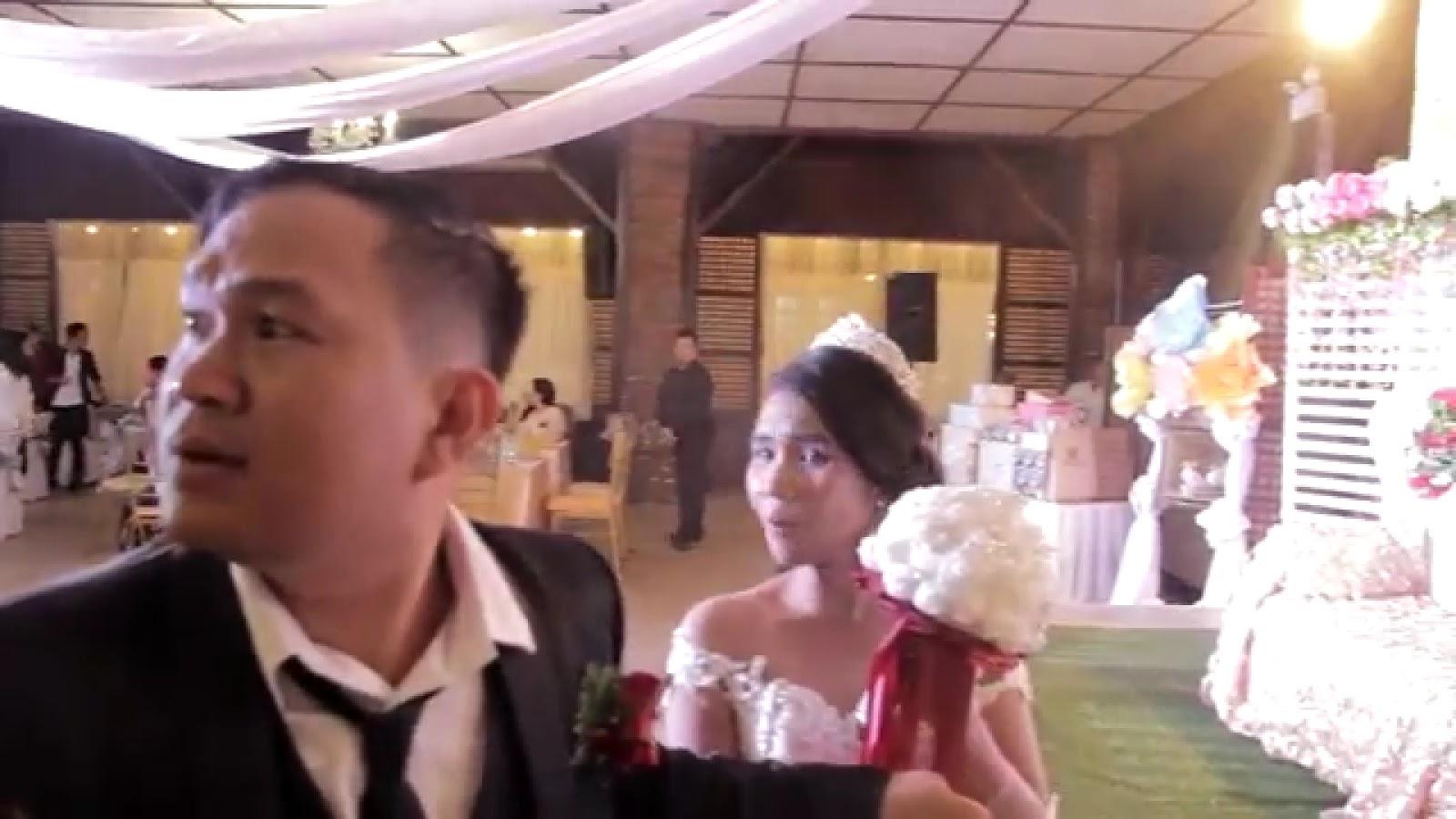 Panic, screams after tornado hit a wedding reception in Marikina