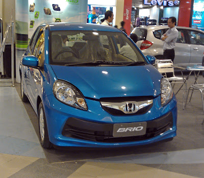 Thai Honda Brio - Subcompact Culture