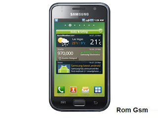 Firmware Download Samsung Galaxy S Plus GT-I9001