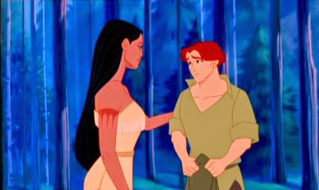 Once Upon A Happily Ever After: Pocahontas