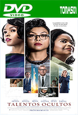 Talentos ocultos (2016) DVDRip