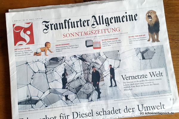 Frankfurter Allgemeine Sonntagszeitung