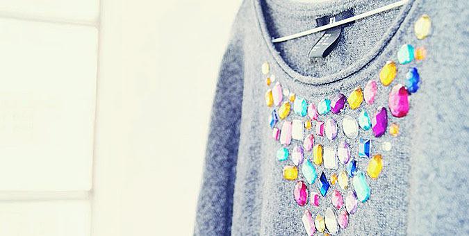 1d79d54eaee Ανανεώστε δημιουργικά τα ρούχα σας! - Η ΔΙΑΔΡΟΜΗ ®