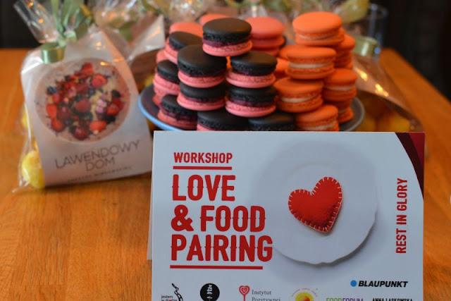 love-food-pairing Sałatka Afrodyty - sałatka pobudzająca zmysły