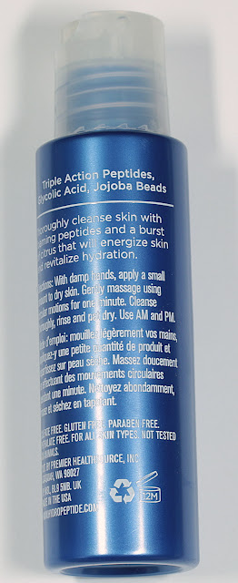 HydroPeptide Exfoliating Cleanser