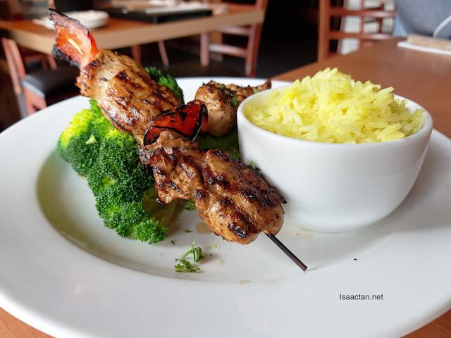 Chicken Skewer - RM35+