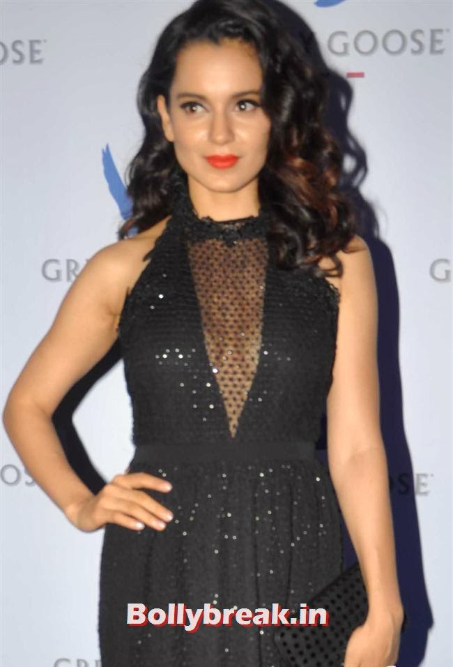 Kangana Ranaut, Bollywood Celebs Sizzle at Grey Goose Style Du Jour 2013