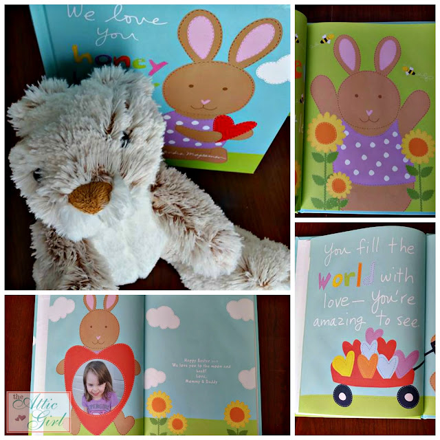 Put Me In The Story, personalized books, Easter gifts, Easter plush, Easter books, personalized books