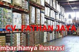 Lowongan CV. Fathan Jaya Pekanbaru Februari 2019