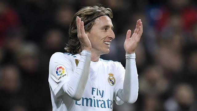 Luca Modric Resmi Merapat Ke Juventus!