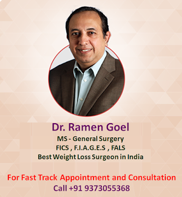 Best Weight Loss Surgeon in India