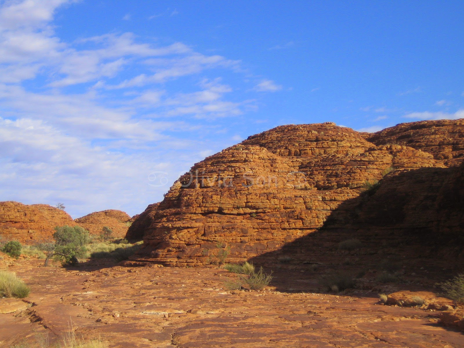 Kings Canyon, Australie