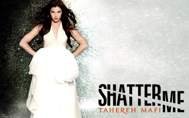 """News: Booktrailer do livro """"Estilhaça-me"""" (Shatter Me, #1) da autora Tahereh Mafi. 14"""