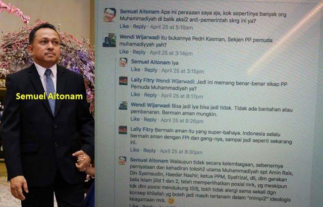 Fitnah Muhammadiyah, Orang Ini Dicari KOKAM