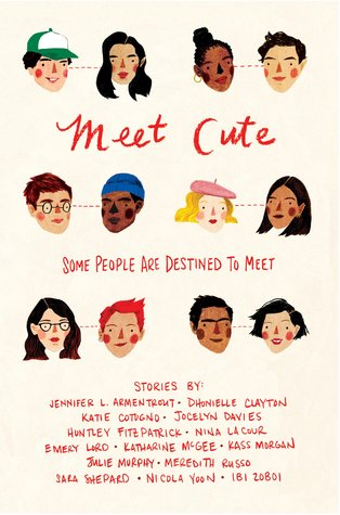 """Book Review: """"Meet Cute: Some People Are Destined to Meet"""" by Jennifer L. Armentrout & Various Authors"""
