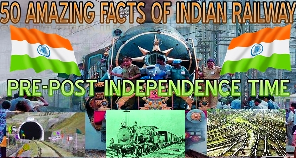 Amazing facts of Indian Railway