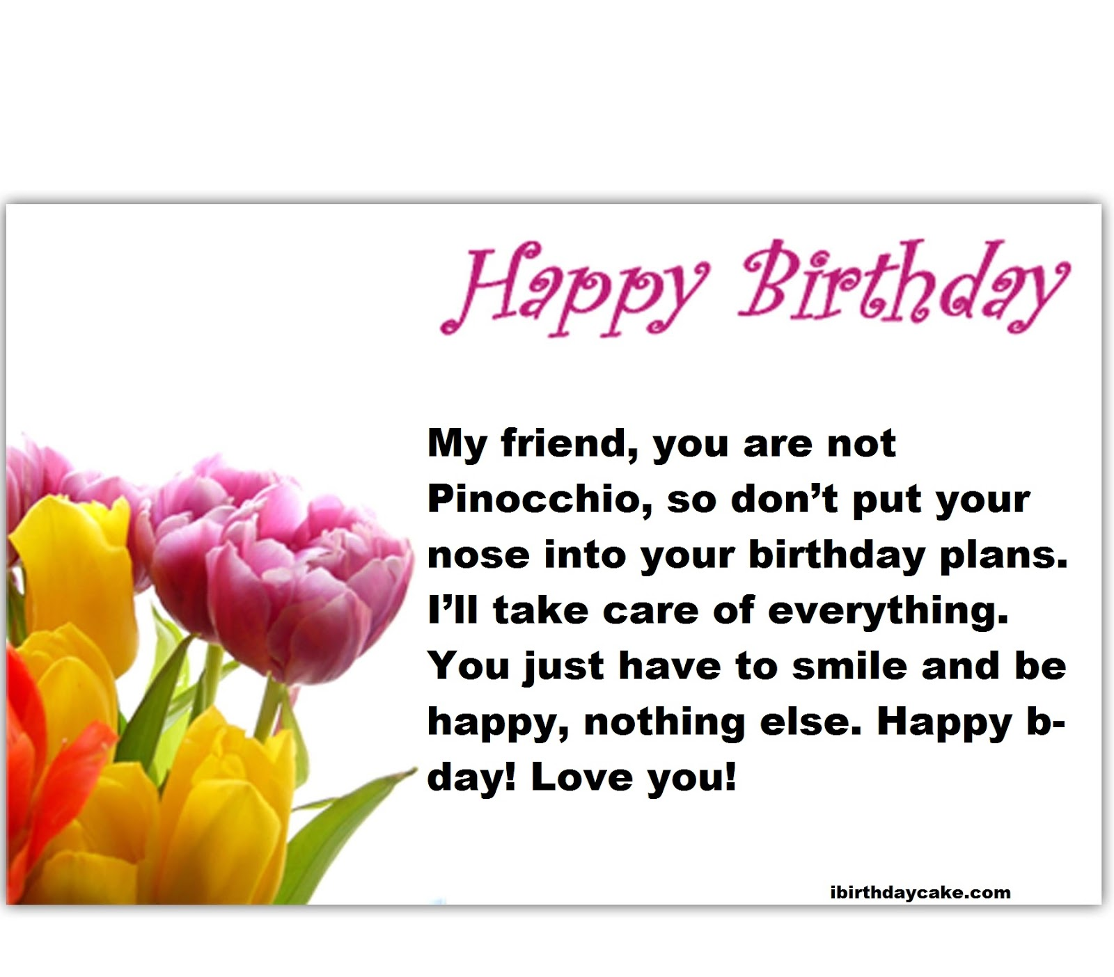 Prime 50 Happy Birthday Female Friend Best Wishes Images Cards Personalised Birthday Cards Paralily Jamesorg