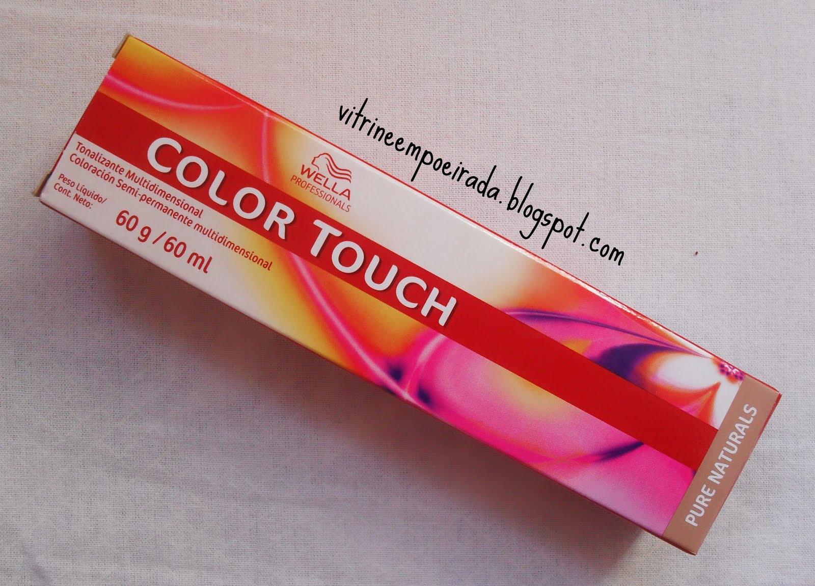 COLOR TOUCH Plus | Colorazione semi-permanente | Wella ...
