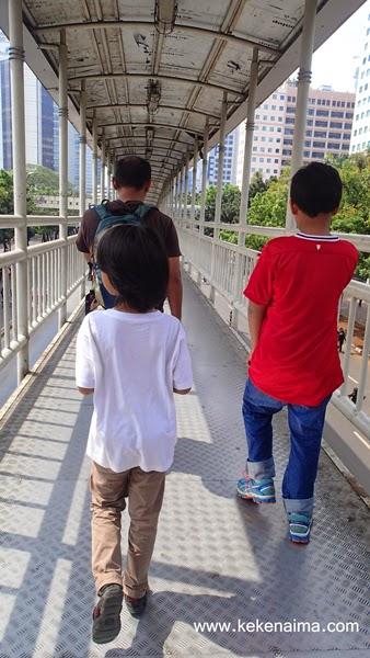 tip hemat bujet liburan di Jakarta