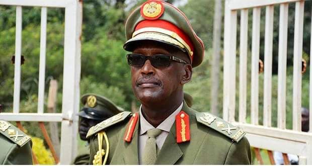 BREAKING General Tumukunde fled the country