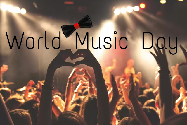 World Music Day (or) Make Music Day