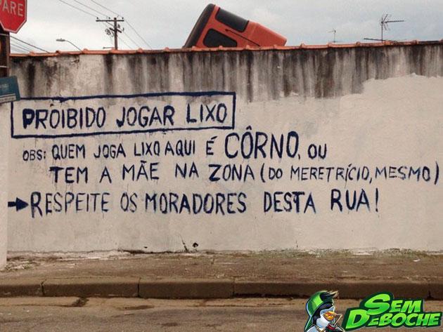 CÔRNO E FILHO DE MERETRIZ