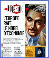 Liberation: Πάλι καλά που δεν απένειμαν στην ΕΕ και το Νόμπελ Οικονομίας!