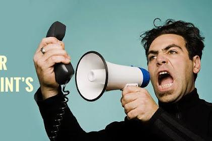 Cara menanggapi Kritik Pelanggan, Saran dan Keluhan Mereka