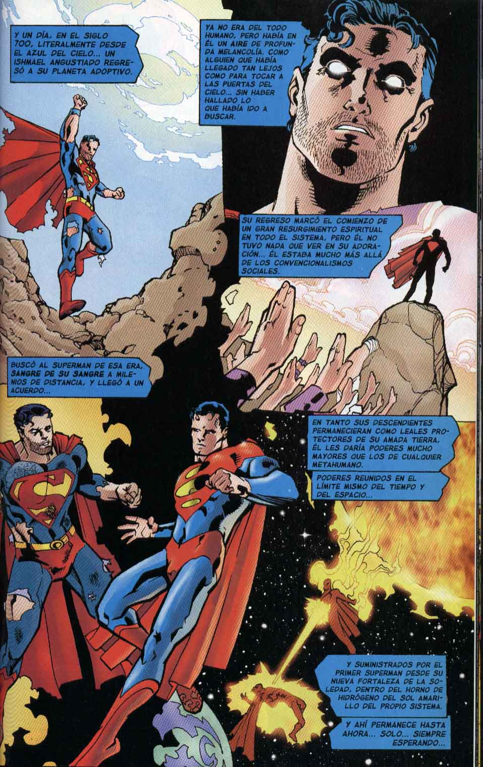 Galicia Comic: DC 1.000.000 - Superman - The Man of Tomorrow - One ...
