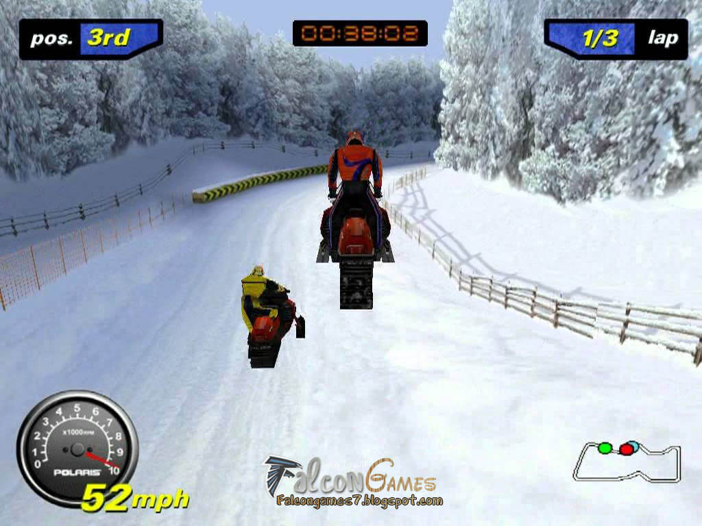 Download Snow Cross Free