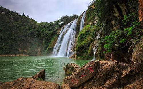 Jiulong Waterfall