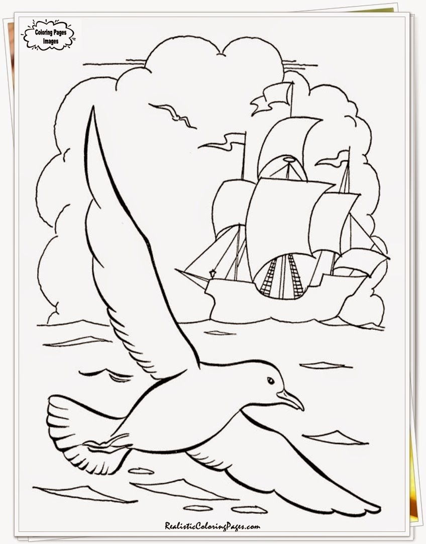 columbus day coloring pages for preschoolers