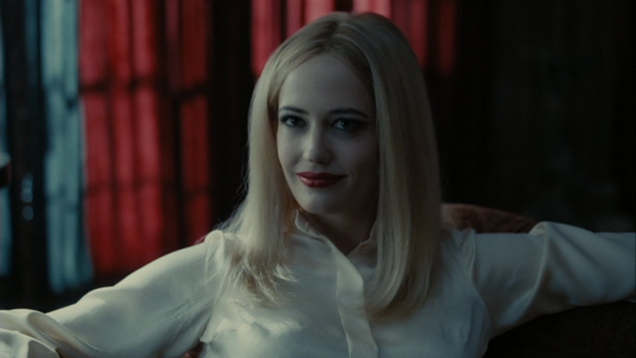 Movie and TV Screencaps: Eva Green as Angelique Bouchard in Dark ... Rupert Grint