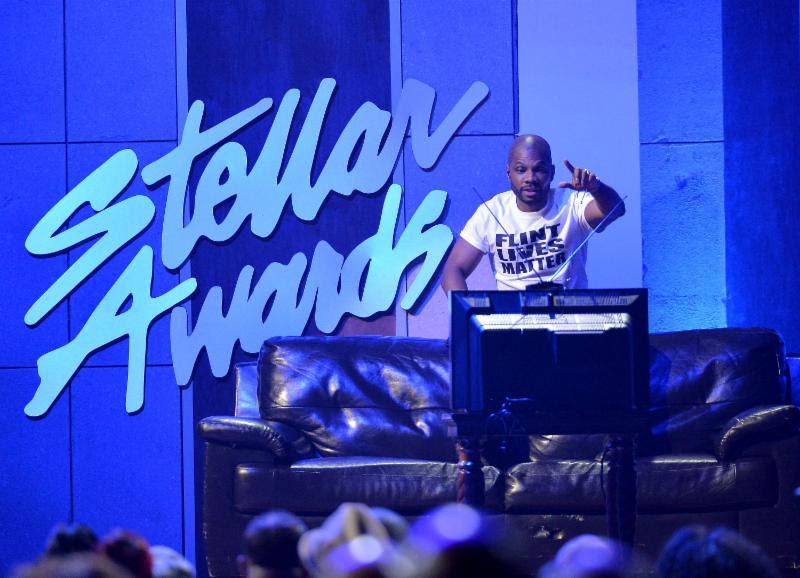 Kirk Franklin Stellar Awards 2018. List of Winners Stellar Awards 2018