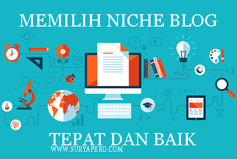 menentukan topik blog sangat penting untuk perkembangan blog anda