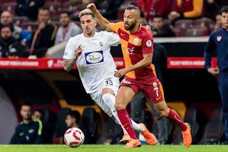 Galatasaray vs MKE Ankaragucu Highlights Today 19/1/2018 online Turkey Super League