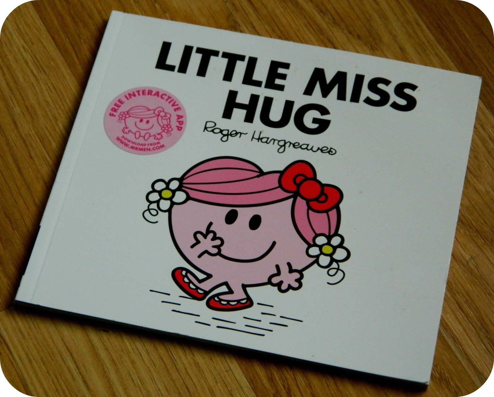 Little Miss Hug Roger Hargreaves Mr Men