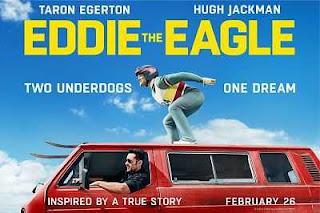 Eddie the Eagle 2016 Hindi Dual Audio Download 300mb BRRip 480p