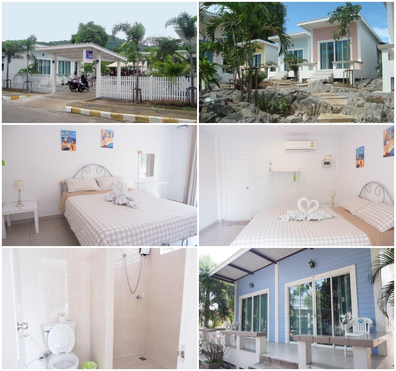 รีวิว!! 9 ที่พักเกาะสีชังสวยๆ ติดทะเล ราคาถูกเริ่มต้นแค่ 699 บาท