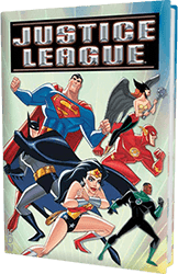Justice League, KD Novelties, Personalized book