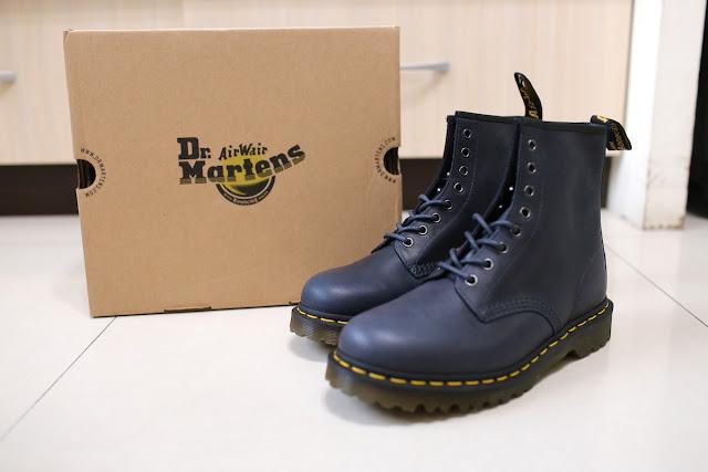 Dr.Martens 經典1460 8孔馬汀靴:江湖走跳必備的次文化龐克代表