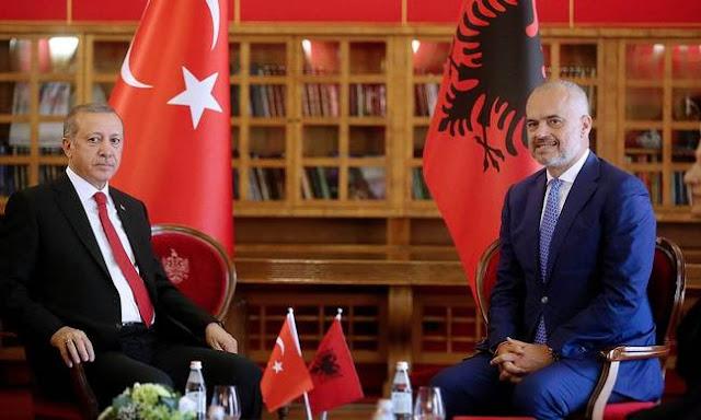 Τα Wikileaks αποκαλύπτουν συνεργασία Τουρκίας - Αλβανίας